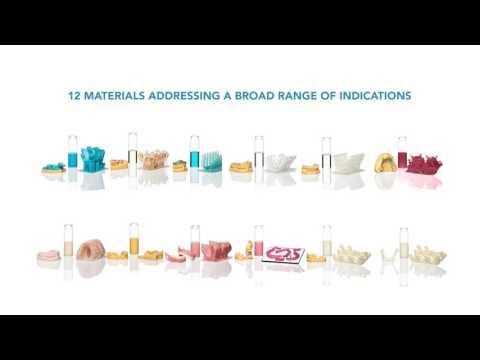 3D Systems' Dental Manufacturing Platform
