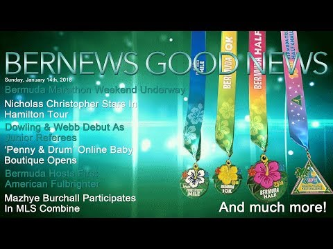 "Bernews ""Good News"" Sunday Spotlight, January 14, 2018"