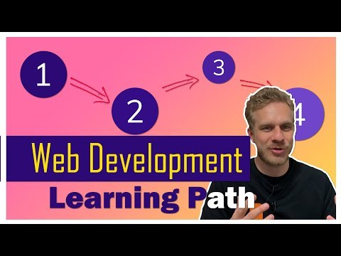 A Complete Web Development Learning Path