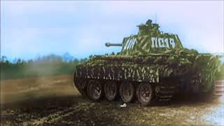 S is for Deutsche Panzerdivision