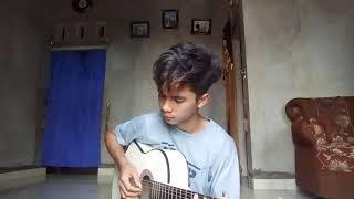 Azmi Pernah fingerstyle cover gitar