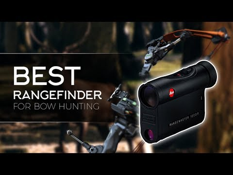 Best Rangefinders For Bow Hunting - Top 7 Best Bow Hunting Rangefinders Review In 2020