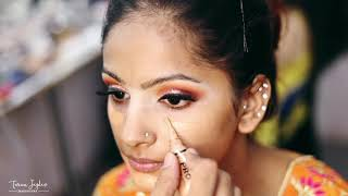 Makeover Video | Hussna Ahmed | Tarun Jagdev | Arvind | Nikunj Sharma Photography