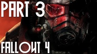 Let's Play Fallout 4 (Blind) Part 3 - Suited n Booted