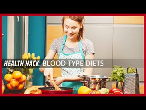 Blood Type Diets: Health HacksThomas DeLauer