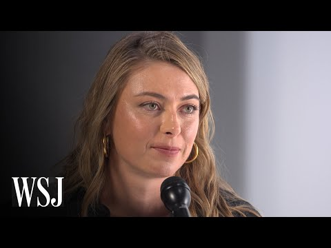 Maria Sharapova on the Loneliness of Losing and Winning   WSJ