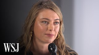 Maria Sharapova on the Loneliness of Losing and Winning | WSJ