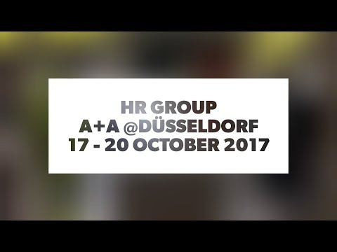 Overview | HR Group | A+A 2017 | @Düsseldorf