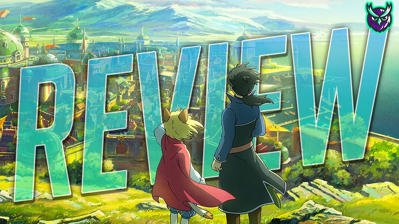 Ni No Kuni II: Revenant Kingdom Switch Port Review (Video Game Video Review)