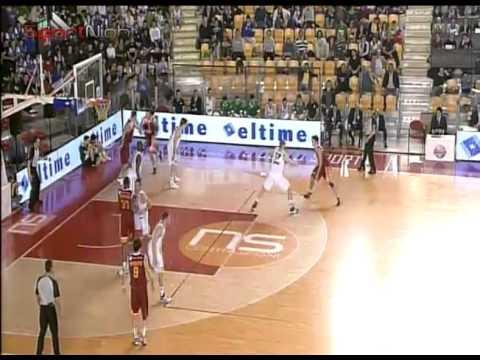 Sport Night – 19a Puntata – BASKET – Sintesi di ACEA Roma – Benetton Treviso 102-99