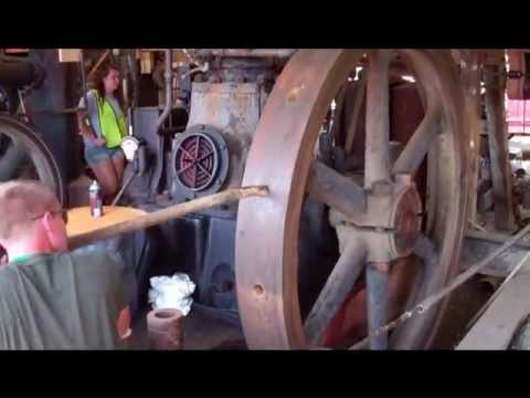 FAIRBANKS MORSE - Starting a 'Heavy Oil' engine