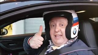 Je pilote une BMW M4 de 450 CH sur circuit  !