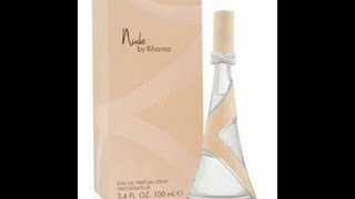 Rihanna Nude fragrance review