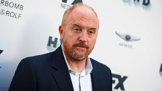 Louis C.K. Admits To Sexual Misconduct thumbnail