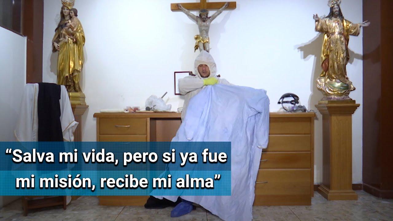 """""""Si tienes Covid-19 o conoces  pacientes, no pierdas la fe"""""""
