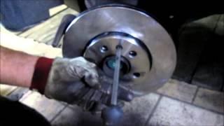 Skoda Fabia - Front Brakes Replacement
