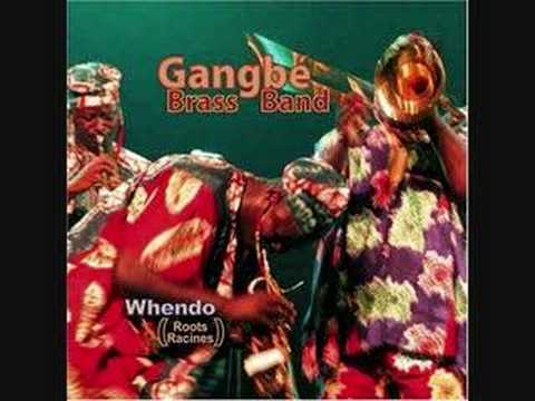 Benin-Gangbe Brass Band- Yemonoho