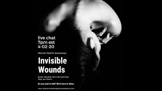 Let's talk about: Invisible Wounds and Mental Health
