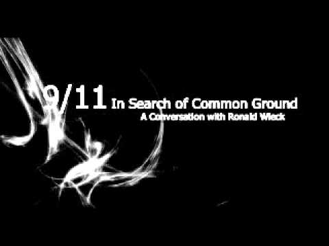 9/11 In Search of Common Ground: A Conversation with Ronald Wieck