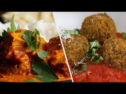 Delicious Vegetarian Dinners • Tasty Recipes