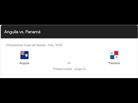Download Anguila vs Panamá | Eliminatorias CONCACAF | Qatar 2022