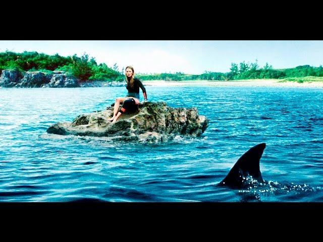 岩場に取り残され、周囲にはサメが…どうする!?映画『ロスト・バケーション』予告編(30秒版)
