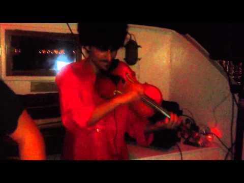 Fedele Ladisa Live + Roberto Piccirilli (violin) @ Bari Sunset Cruise 13.07.13