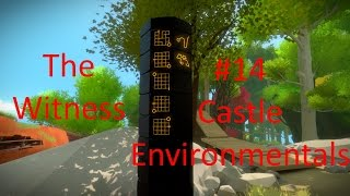 The Witness Walkthrough #14: Environmental puzzles in the castle
