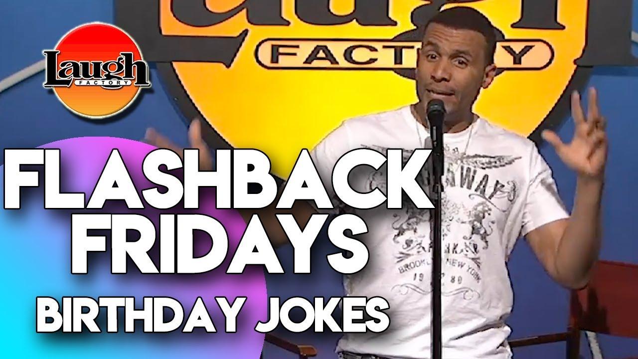 Laugh Factory Joke Day