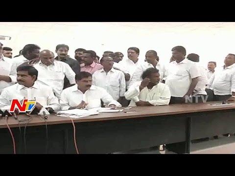 AP CM Chandrababu Approve Compensation to Gandikota Project Victims    NTV