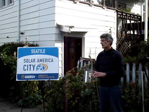 Solar Works in Seattle 2009