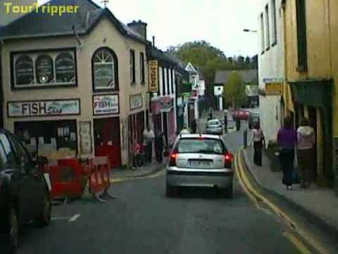 Castlebar Town, Co. Mayo, Ireland