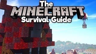 Castle Building Pt.6: Windows ▫ The Minecraft Survival Guide (Tutorial Lets Play) [Part 120]