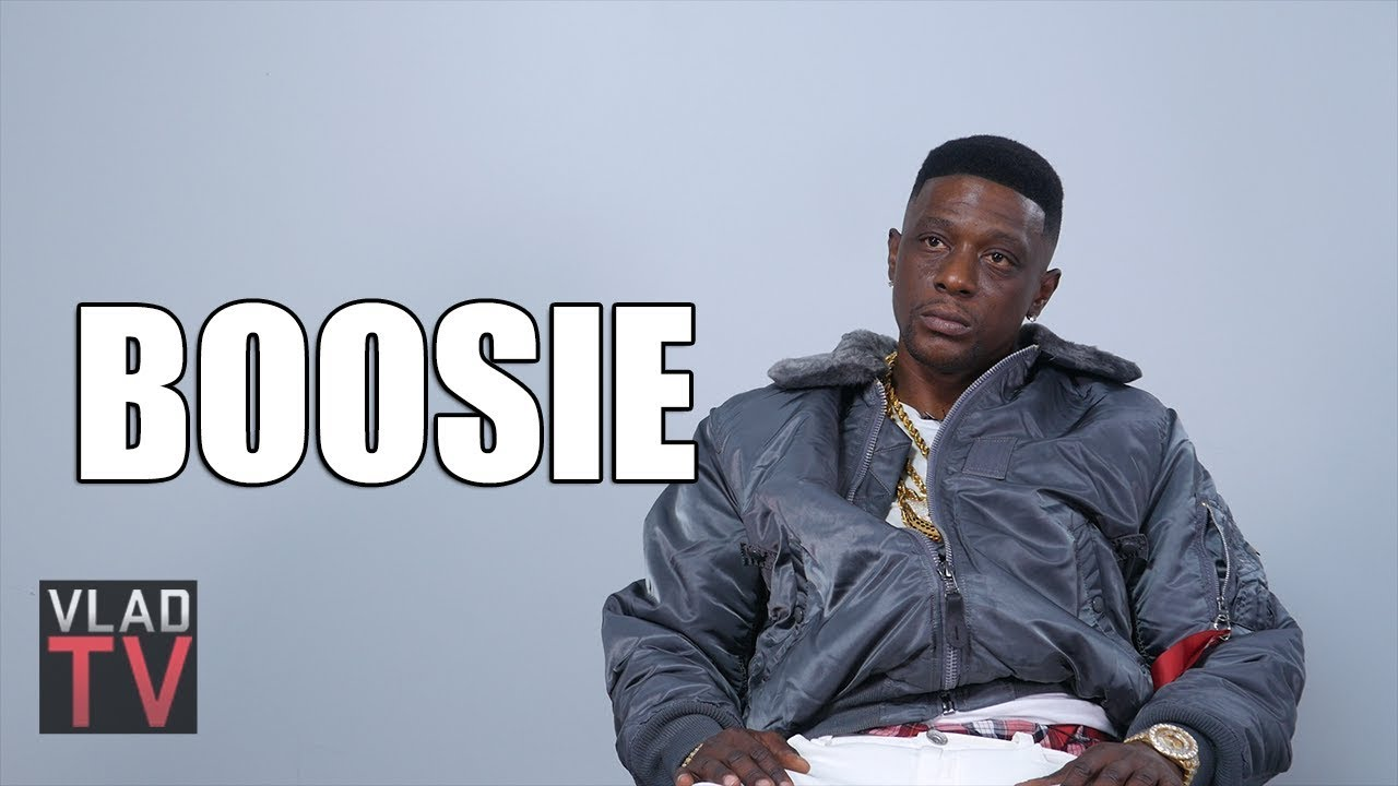Boosie Says Old Heads are Upset Because They're Not Getting Money