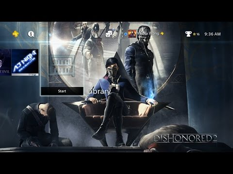 The Best Free Dynamic Themes For Ps4 Gamesradar