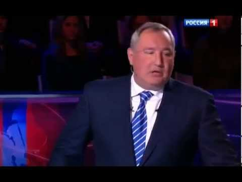 Interview with Deputy Defense Minister of Russia - Dmitry Rogozin