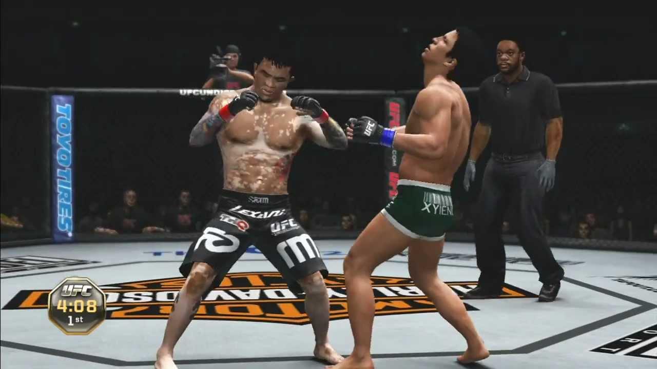 UFC Undisputed 3 Scott Jorgensen Vs Joseph Benavidez UFC ... Ufc Undisputed 3 Ps3 Dlc