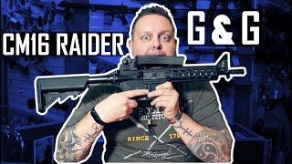 G&G - Raider  - TANIEMILITARIA.PL