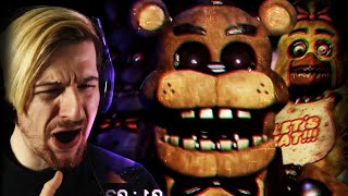 FNAF VHS TAPES in 2021 are TERRIFYING. (Reacting to FNAF VHS Tapes)
