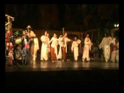 opera diopnegoro tim jakarta 2011