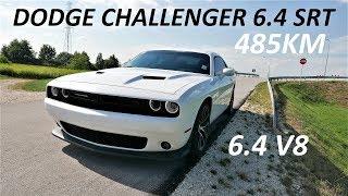 DODGE Challenger R/T 6.4 V8 SRT 485KM - TEST PL