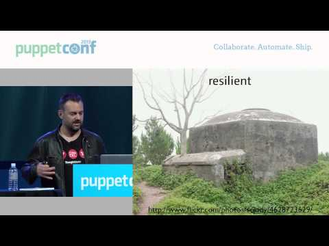 Keynote: Stop Hiring Devops Experts (And Start Growing Them) - PuppetConf 2013