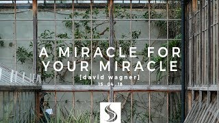 A Miracle For Your Miracle - David Wagner - 15/04/18