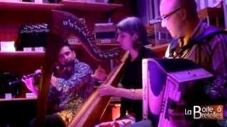 Concert Dégustation Dans la Boite avec Trio Tobie-Sérot-Trouillaud