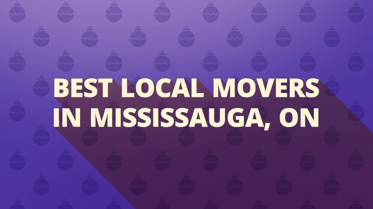 Best Mover Service At Metropolitan Movers in Mississauga