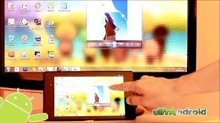 Ver y Controlar la Pantalla de tu PC desde tu Android // Tutorial Team Viewer(music by: youtube library Hola Amigos hoy estamos con un tutorial sobre como ver y controlar la pantalla de nuestra pc desde tu android. Team Viewer ..., 2015-01-20T23:29:13.000Z)