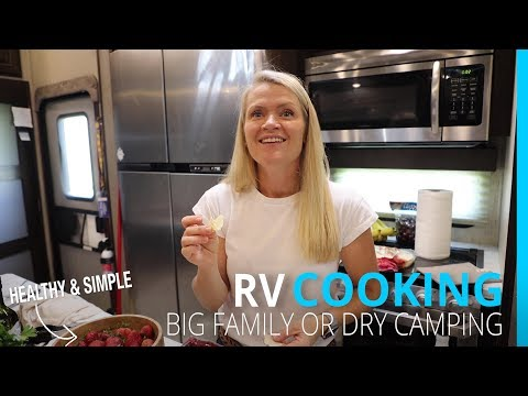 RV Life Cooking: Simple Instant Pot Recipe (EP 167 In Louisville KY)