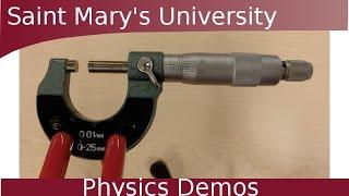 Micrometer 0-25mm 0.01mm