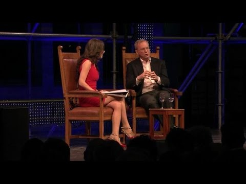 Alphabet CEO Eric Schmidt interview at Startup Fest Europe [24.05.16]