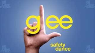 Safety Dance | Glee [HD FULL STUDIO]